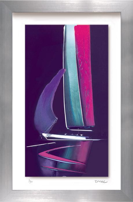 Moonlit Sails II by Duncan MacGregor