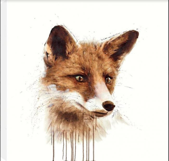 Mr. Fox by David Rees