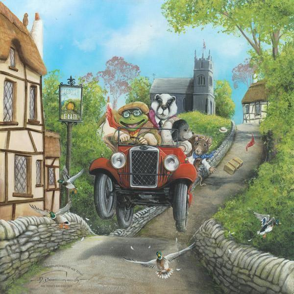 Mr Toads Big Day Out by Dale Bowen