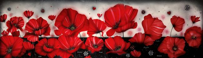 Never Forget by Kealey Farmer