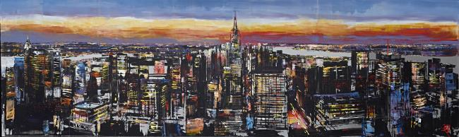 New York Still by Paul Kenton