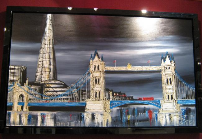 Night Time London by Edward Waite