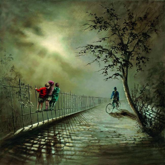 Nothern Light Portfolio - It Wasn't Me by Bob Barker