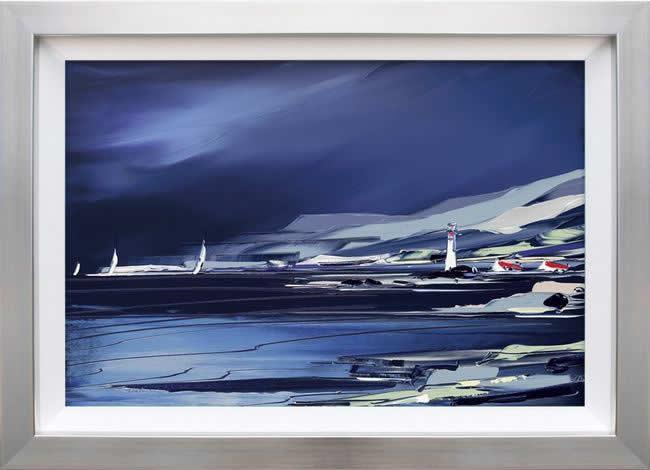 Ocean Mirror by Duncan MacGregor