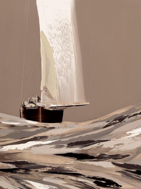Ocean Surge by Duncan MacGregor