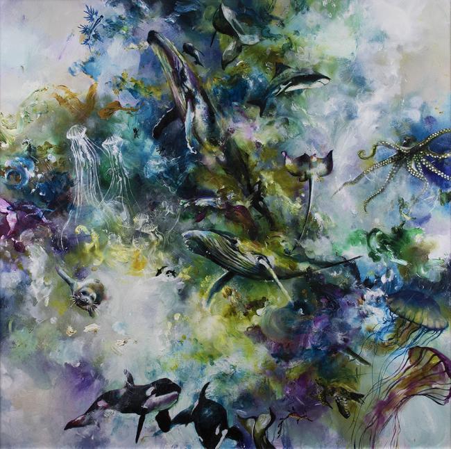 Odyssey by Katy Jade Dobson