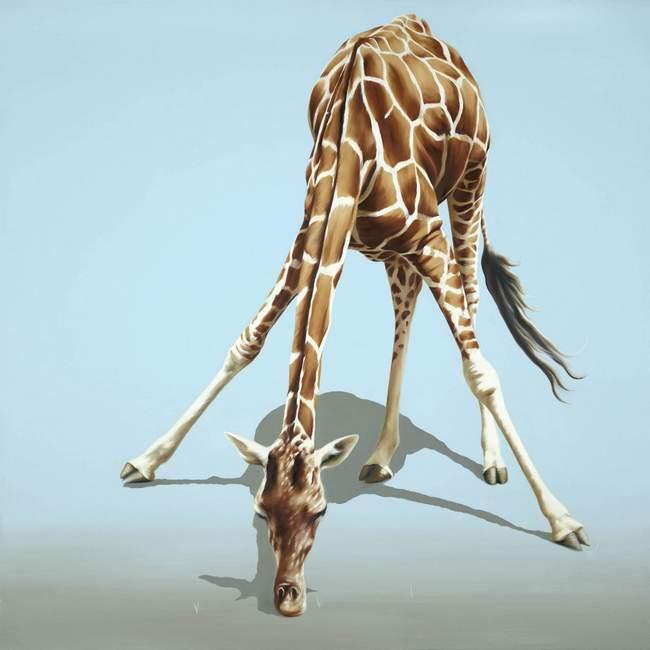 On The Mara by Robina Yasmin