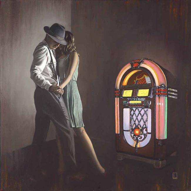 One last Dance by Richard Blunt