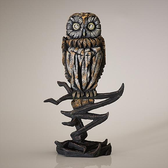 Owl - Tawny by Edge Sculptures by Matt Buckley