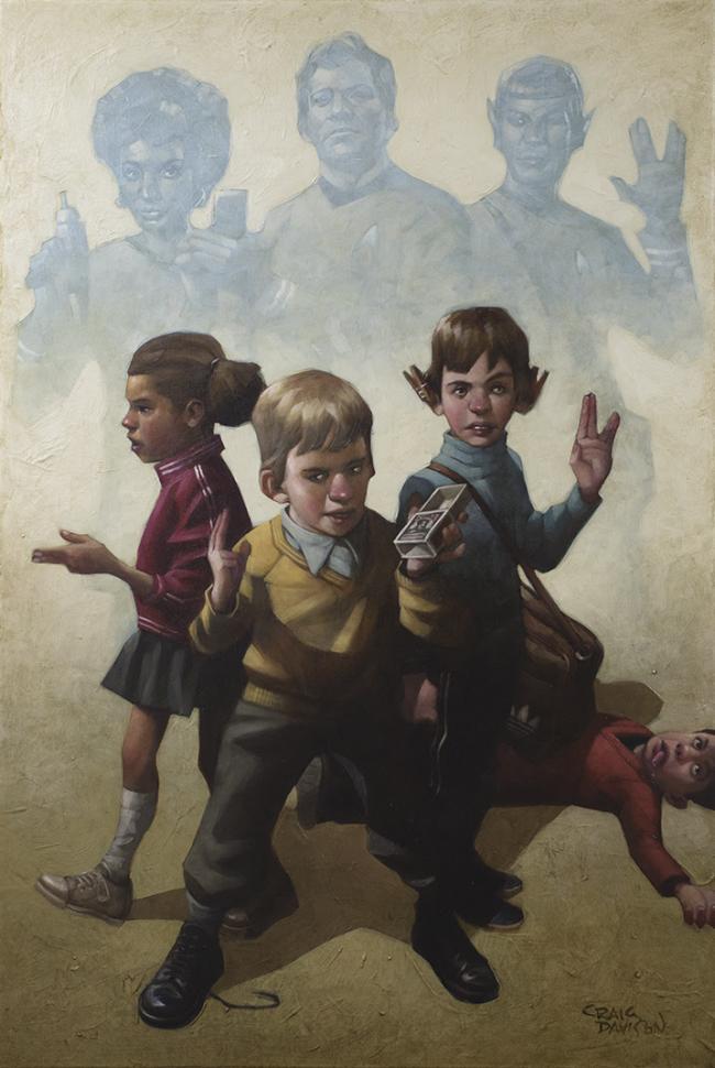 Phasers to Stun by Craig Davison