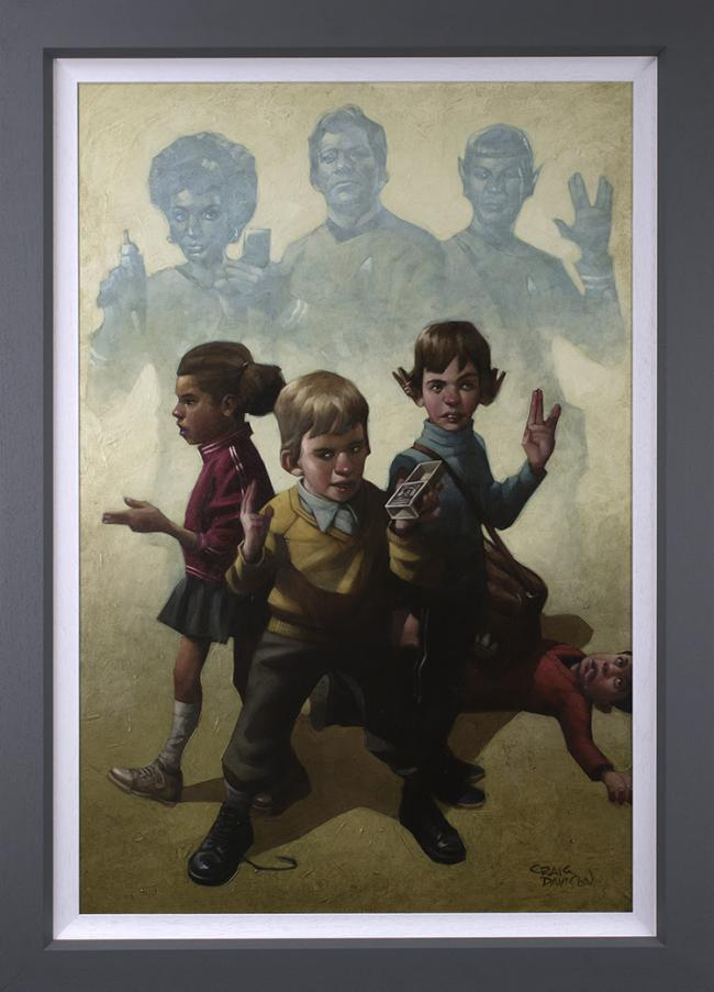 Phasers To Stun- Deluxe by Craig Davison