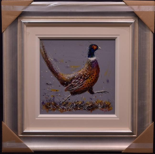 Pheasant by Ruby Keller