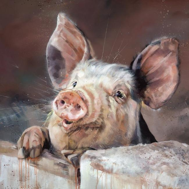 Pig Tale by Debbie Boon