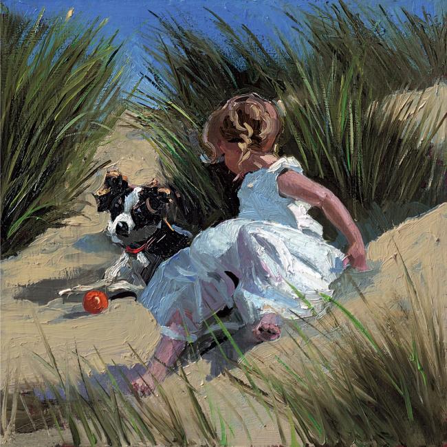 Playmates by Sherree Valentine Daines