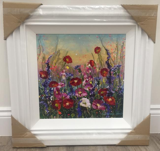 Poppies by Roz Bell