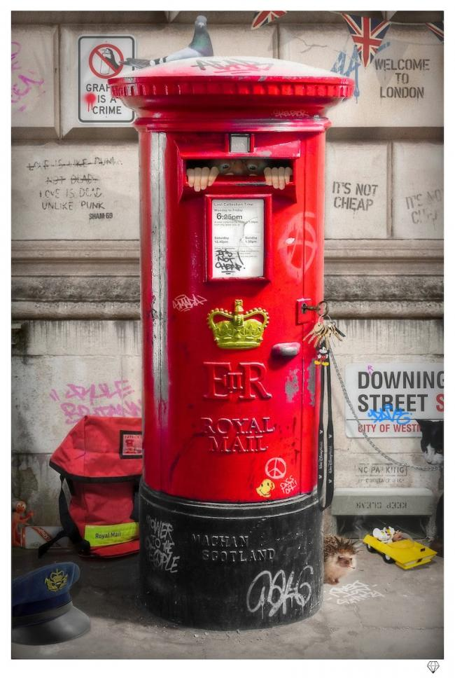 Postman Patrick
