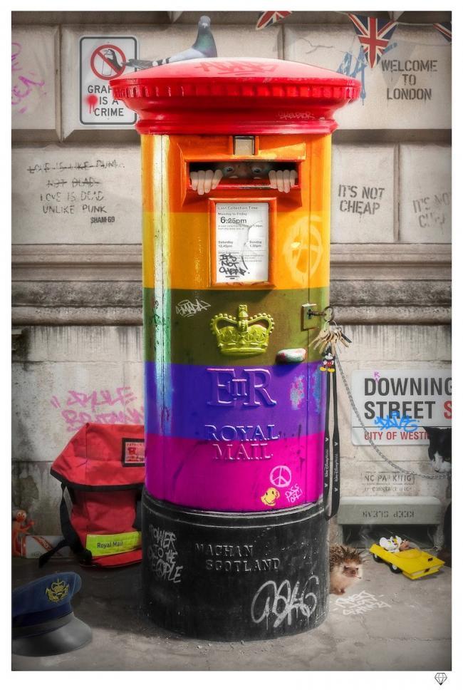 Postman Patrick- Rainbowby JJ Adams