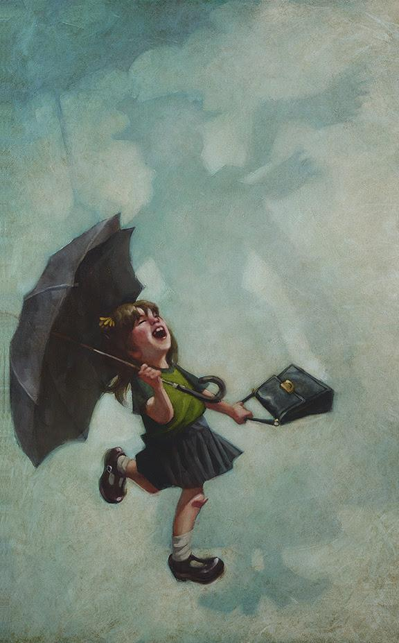 Practically perfect in every way (Mary Poppins) by Craig Davison