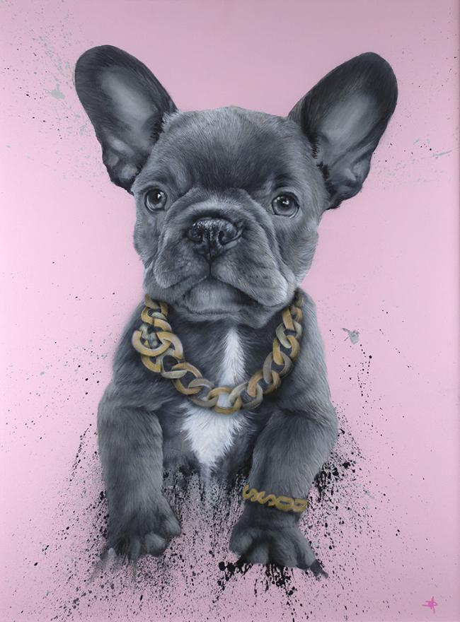 Privileged Pooch by Dean Martin