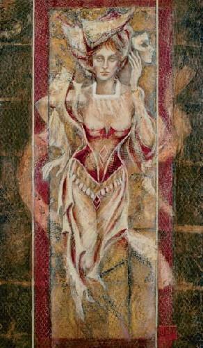 Queen Of Diamonds by Joy Kirton Smith