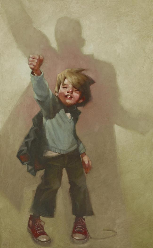 Reach For The Sky by Craig Davison