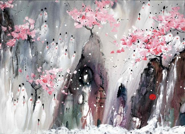 Refuge by Danielle O'Connor Akiyama