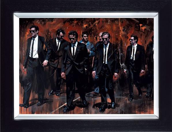 Reservoir Dogs by Zinsky