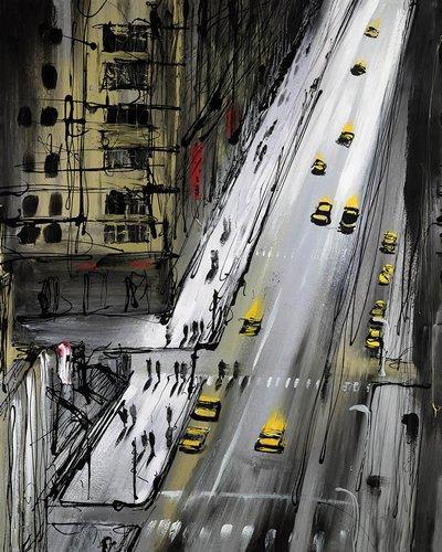 Rhythm Of The City by Paul Kenton