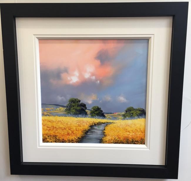 River Meadow by Allan Morgan