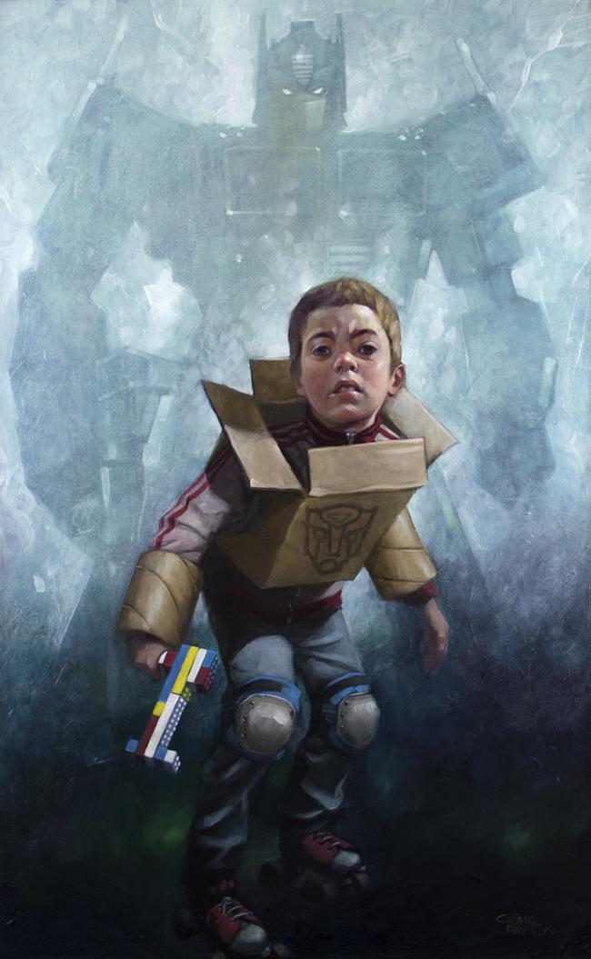 Robert's In Disguise by Craig Davison