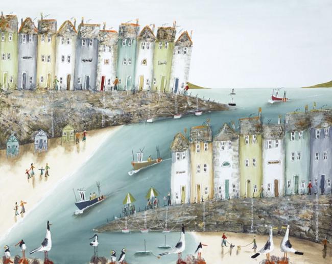 Rock The Boats by Rebecca Lardner