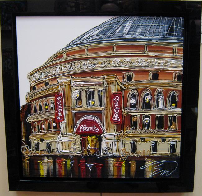 Royal Albert Hall by Edward Waite