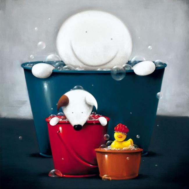 Rub a Dub Dub by Doug Hyde