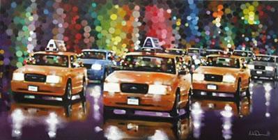 Rush Hour by Neil Dawson
