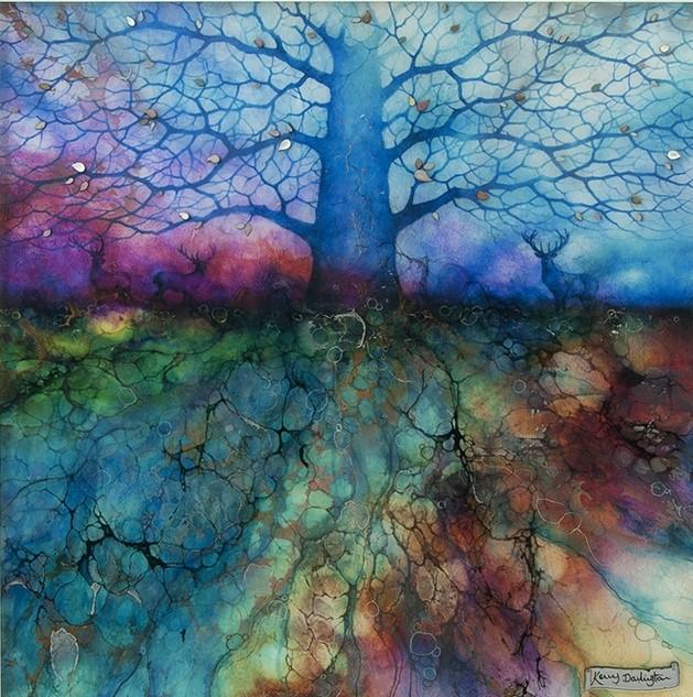 Sacred Grove by Kerry Darlington