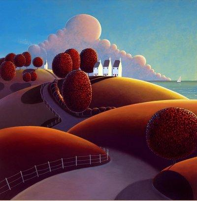 Sailing by Paul Corfield