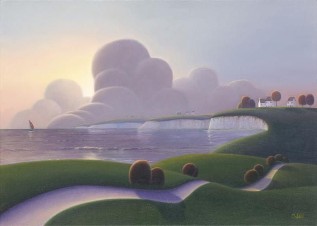 Sailing By by Paul Corfield