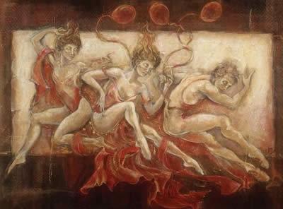 Scarlet Stage by Joy Kirton Smith