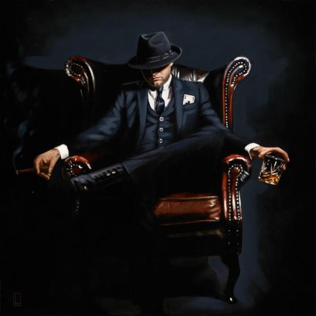 Self Made Man by Richard Blunt