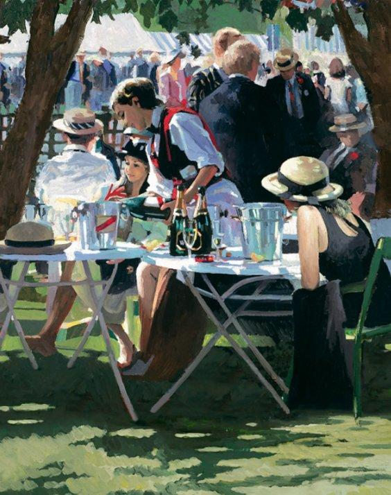 Shared Memories II by Sherree Valentine Daines