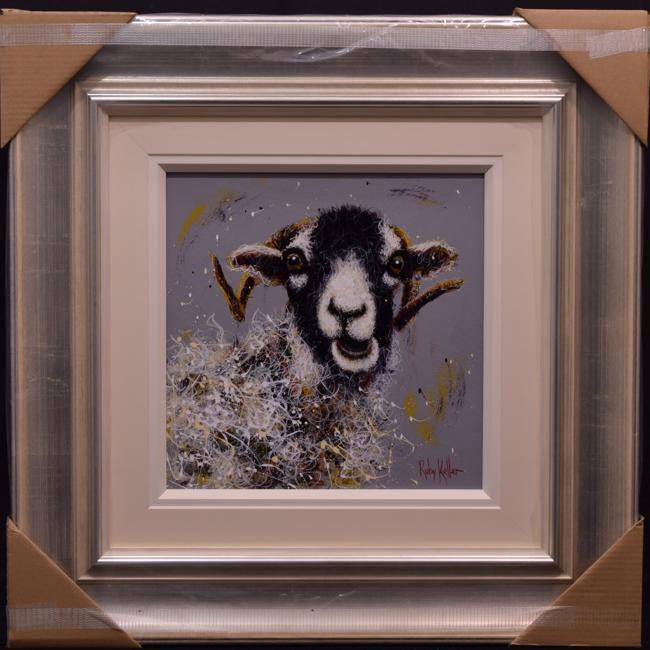 Sheep II by Ruby Keller