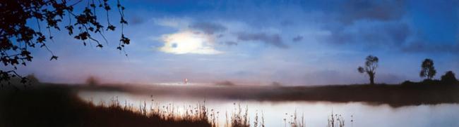 Shimmering Light by John Waterhouse