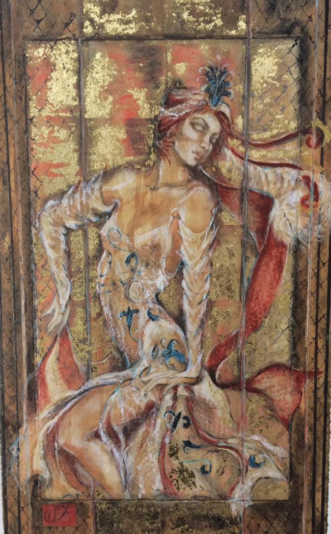 Showgirl I by Joy Kirton Smith