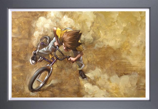 Shredder- Canvas by Craig Davison