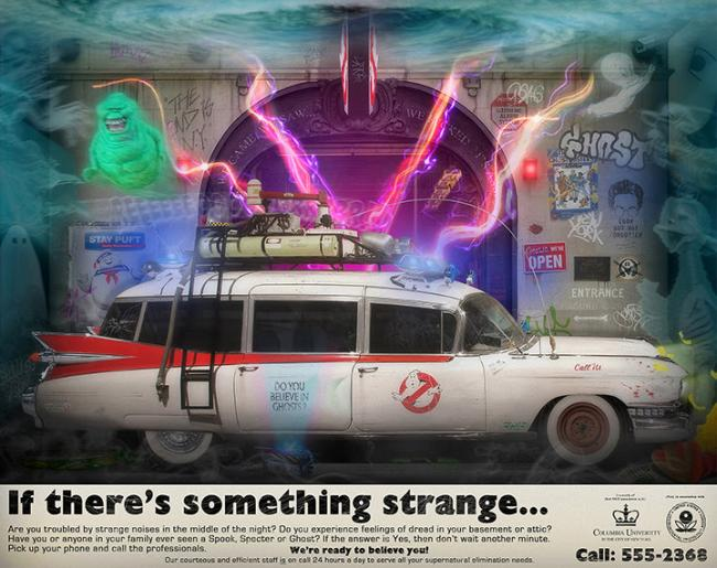 Something Strange by JJ Adams