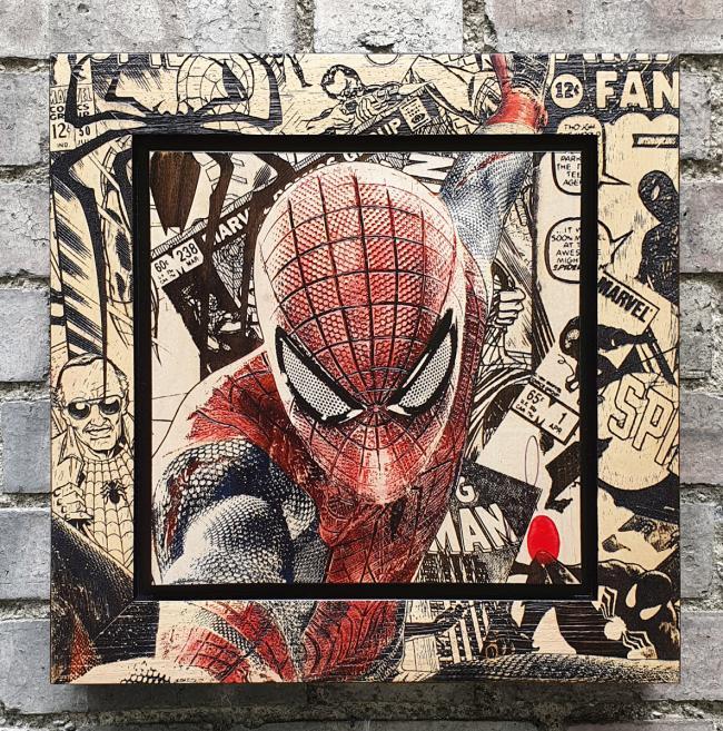 Spider Man by Rob Bishop