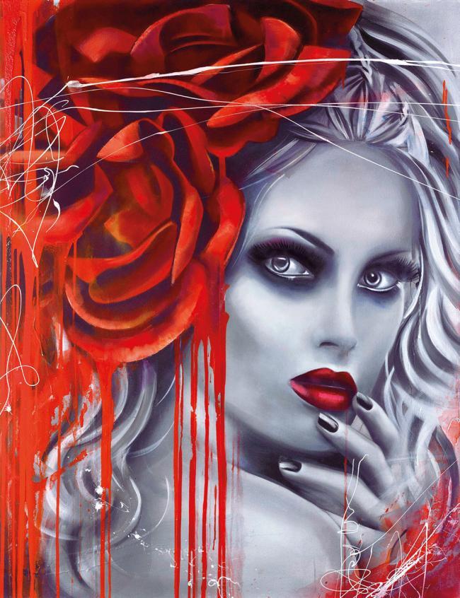 Splintering Heart by Emma Grzonkowski
