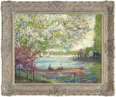 Spring by John Myatt
