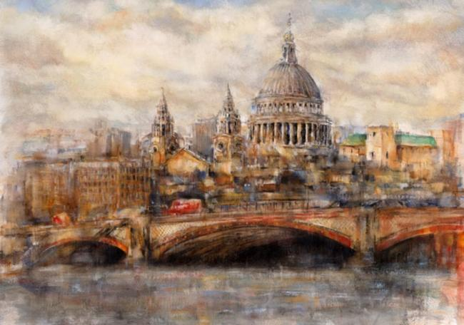 St Pauls by Gary Benfield