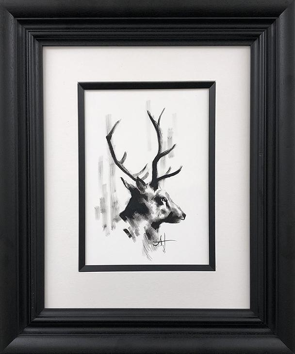 Stag by Katy Jade Dobson